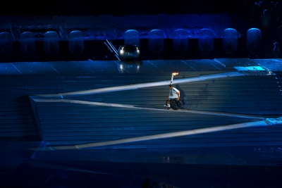 opening paralympics